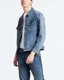 Levi's ® Engineered Jeans Trucker Jacket Blue