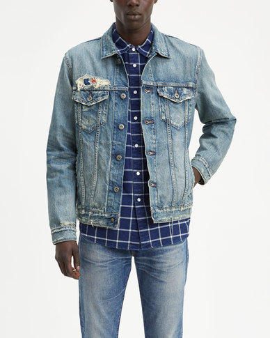 Levi's Made & Crafted  Type III Trucker Jacket