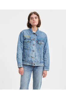 Star Wars™ x Levi's® Ex-Boyfriend Trucker Jacket