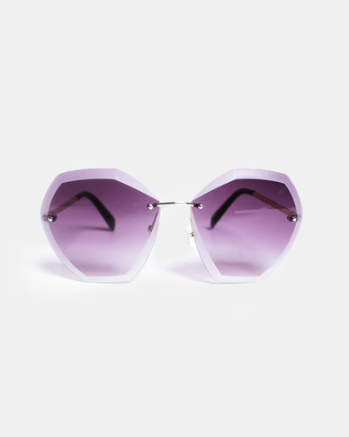 Era Nu Eyewear Gem Stone Purple