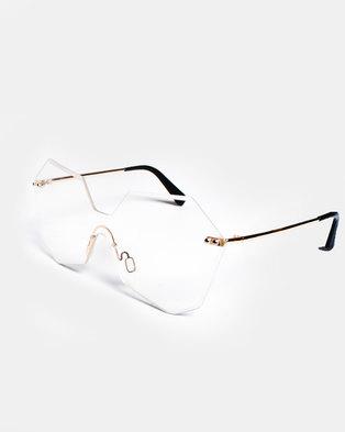 Era Nu Eyewear Invisible Quarts Clear
