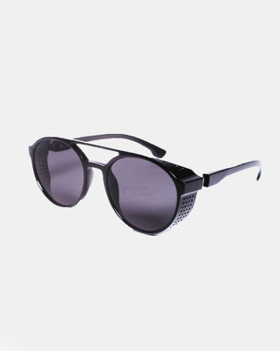 Era Nu Eyewear Steam Punk Black
