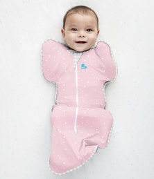 Love To Dream - Swaddle Up Lite - Pink