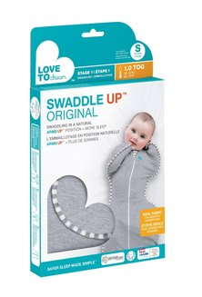 Love To Dream - Swaddle Up Original Grey