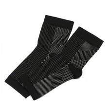 Ankle Swelling Relief Compression Sleeve Socks - S/M