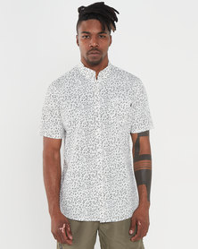 St Goliath Wild Rice Shirt White