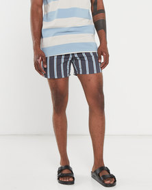 Silent Theory Slide Short Iron Stripe
