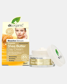 Dr. Organic Shea Butter Day Cream 50ml