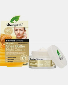 Dr. Organic Shea Butter Night Cream 50ml