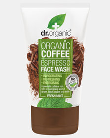Dr. Organic Coffee Mint Face Wash