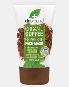 Dr. Organic Coffee Mint Face Mask