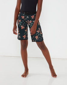 Lizzy Maira Long Boardshorts Multi