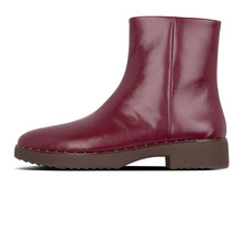 FitFlop Mari Boot Lingonberry - Size 4