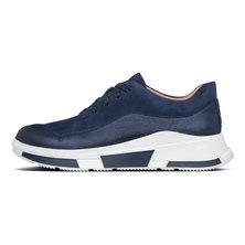 FitFlop Men's Flexknit Sneaker Midnight Navy - Size 7