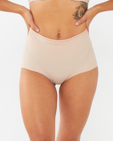 Playtex Invisible Beauty Shaper Panty Beige