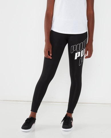 Puma Sportstyle Core Modern Sport Leggings Black