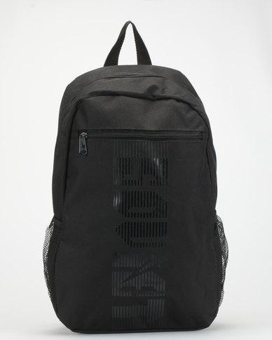 Soviet  Beavers Backpack Black Mono