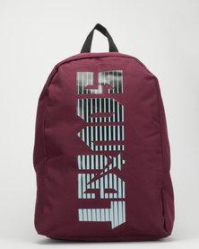 Soviet Nice Backpack Burgundy