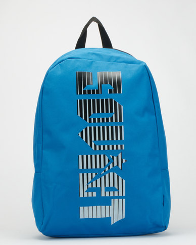 Soviet Nice Backpack  Imperial Blue