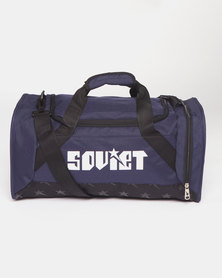 Soviet Boca Small Duffel Bag Navy