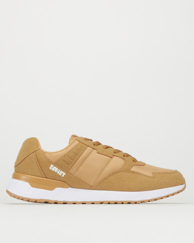 Soviet Kennedy Sneakers Gold