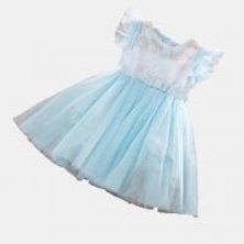 MM Berry Princess Dress-Blue