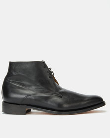 Crockett & Jones Indicalf Black