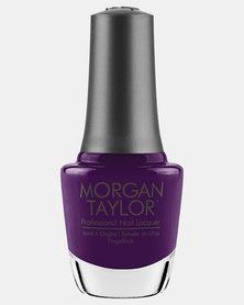 Morgan Taylor Just Me & My Piano Nail Polish Purple