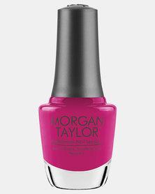 Morgan Taylor It's The Shades Nail Polish Pink