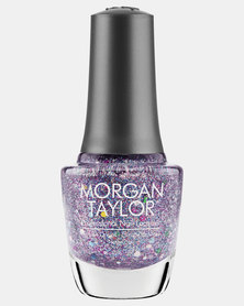 Morgan Taylor Bedazzle Me Nail Polish Purple
