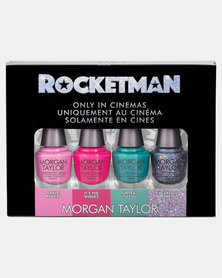 Morgan Taylor Rocketman MINI 4 pack Multi