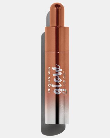 Revlon Kiss Glow Lip Oil Nuditude