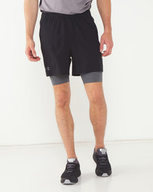 Under Armour Raid 2.0Team Shorts Black