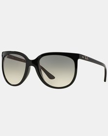 Ray-Ban Cats 1000 Sunglasses Black