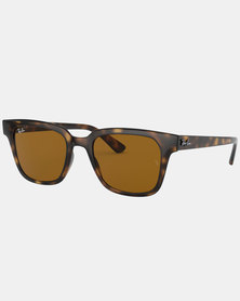 Ray-Ban Havana  RB4323 Sunglasses Brown