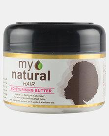 My Natural Moisturising Hair Butter