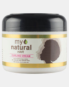 My Natural Hair Curling Cream