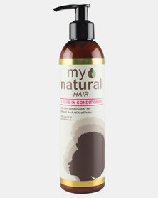 My Natural Leave-In Conditioner