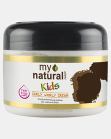 My Natural Kids Curly Whirly Cream
