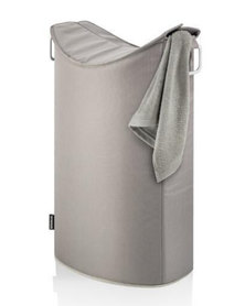 blomus Frisco Laundry Bin Taupe