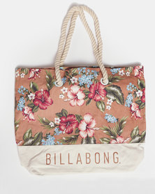 Billabong Paradise Beach Bag Neutrals
