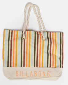 Billabong Paradise Beach Bag Multi
