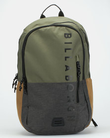 Billabong Norfolk Pack Backpack Green