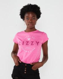 Lizzy Viivi Tee Pink