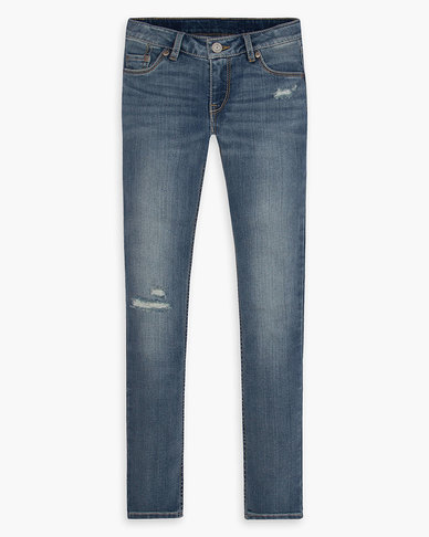 Big Girls (7-16) 711 Skinny Fit Jeans