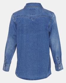 Big Boys (S-XL) Barstow Western Shirt
