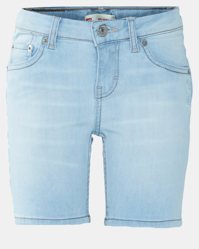 Little Girls (4-6x) Midi Shorts