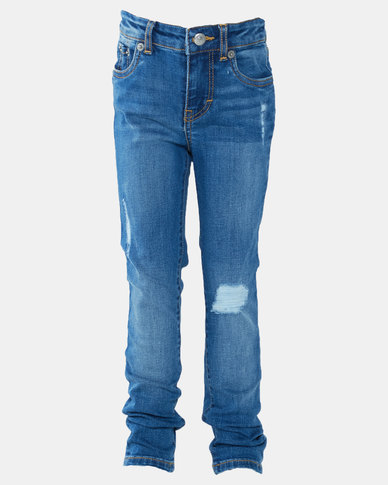 Little Girls (4-6x) 710 Super Skinny Fit Jeans