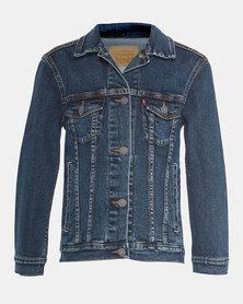 Big Girls (S-XL) Trucker Jacket