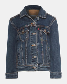 Little Girls (4-6x) Trucker Jacket